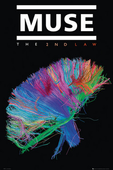 Muse - the 2nd law Affiche