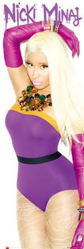 Nicky Minaj - starship Affiche