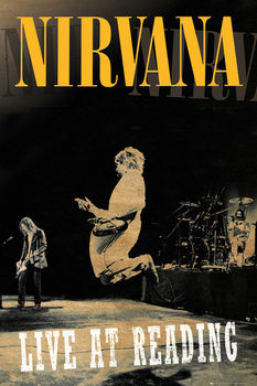 Nirvana - reading Affiche