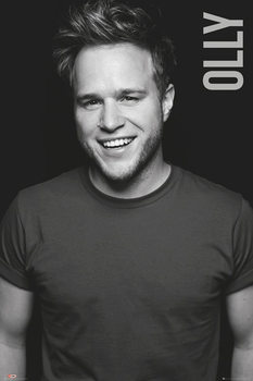 Olly Murs - Black and White Affiche