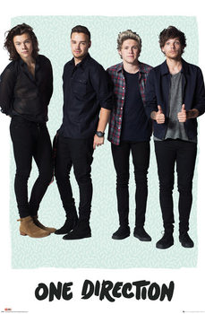 One Direction 1D - Mint Affiche