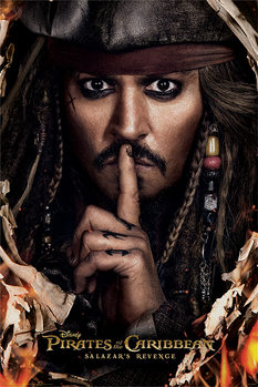 Pirates des Caraïbes - Can You Keep A Secret Affiche