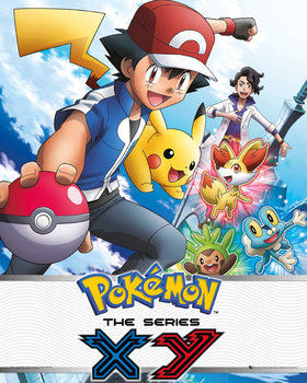 Pokemon - X & Y Affiche