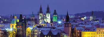 Prague – Hradcany Affiche