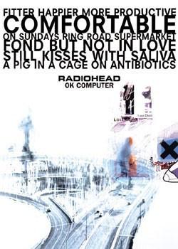 Radiohead – ok computer Affiche
