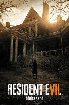 Resident Evil 7 - Biohazard Affiche