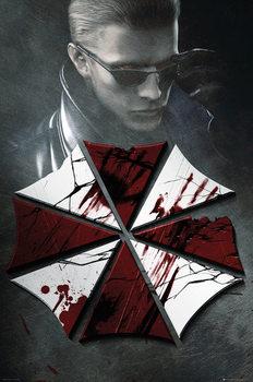 Resident Evil - Key Art Affiche