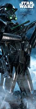 Rogue One: Star Wars Story - Death Trooper Rain Affiche