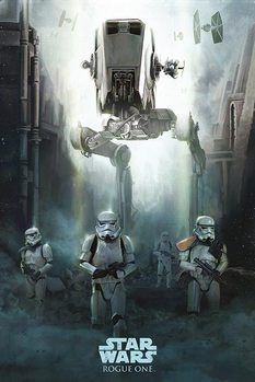 Rogue One: Star Wars Story - Stormtrooper Patrol Affiche