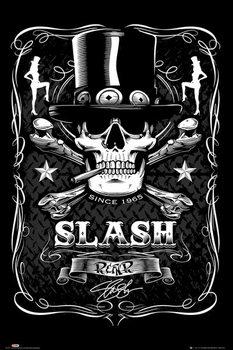 Slash - label Poster
