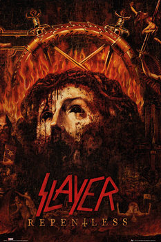 Slayer - Repentless Affiche