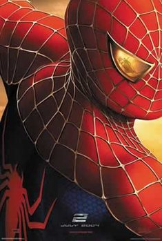 Spiderman 2 - July 2004 Affiche