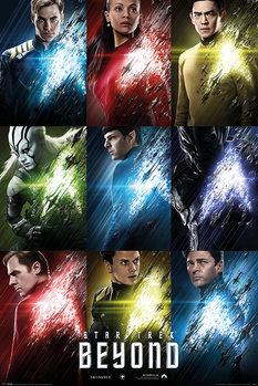 Star Trek : Sans limites - Characters Affiche