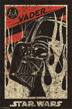 STAR WARS - darth vader Affiche