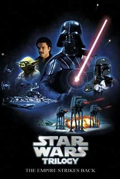 Star Wars: épisode V - L'Empire contre-attaque Affiche