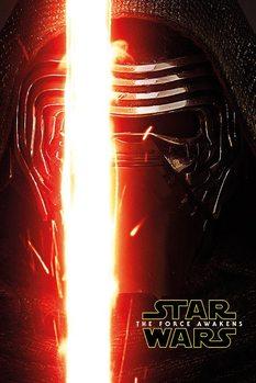 Star Wars, épisode VII : Le Réveil de la Force - Kylo Ren Teaser Affiche