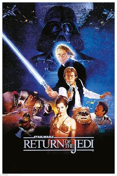 Star Wars: Return Of The Jedi - One Sheet Affiche