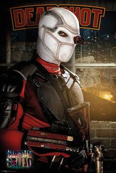 Suicide Squad - Deadshot Affiche