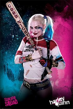 Suicide Squad - Harley Quinn Affiche