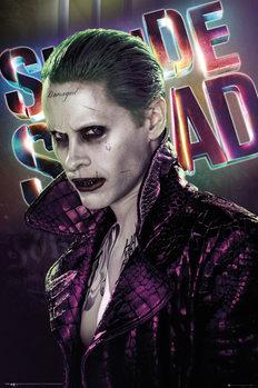 Suicide Squad - Joker Affiche