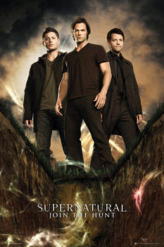 Supernatural - Group Affiche