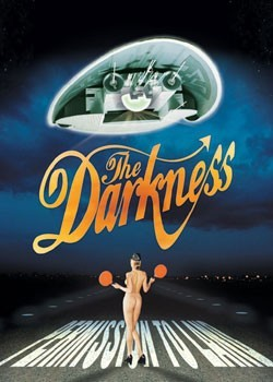 the Darkness - album Affiche