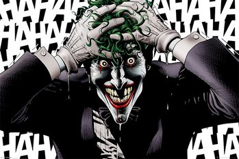 The Joker - Killing Joke Affiche