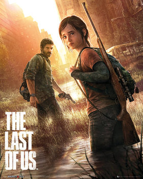 The Last of Us - Key Art Affiche
