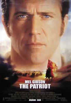 The patriot: Le chemin de la liberté - Mel Gibson, Heath Ledger Poster