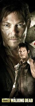 THE WALKING DEAD - Daryl Affiche