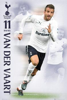 Tottenham Hotspur - van de vaart Affiche