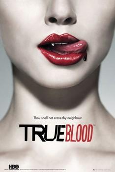 TRUE BLOOD - teaser Affiche