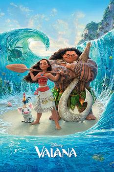 Vaiana, la légende du bout du monde - Magical Sea Affiche