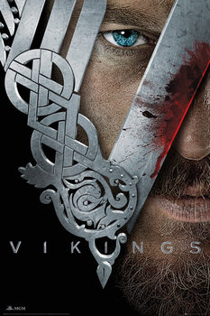 Vikings - Key Art Affiche
