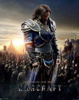 Warcraft : Le Commencement - Lothar Affiche