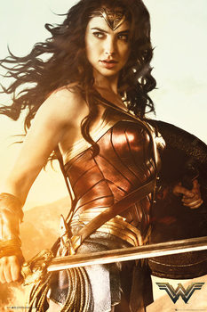 Wonder Woman - Sword Affiche