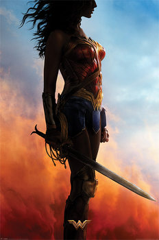 Wonder Woman - Teaser Affiche