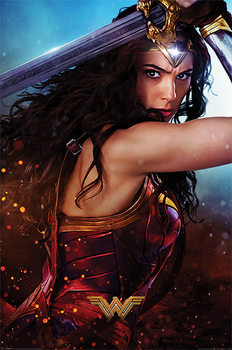 Wonder Woman - Wonder Affiche
