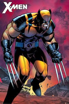 X-Men - Wolverine Berserker Rage Affiche