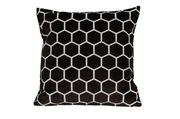Almofada Cushion Honeycomb - Brown