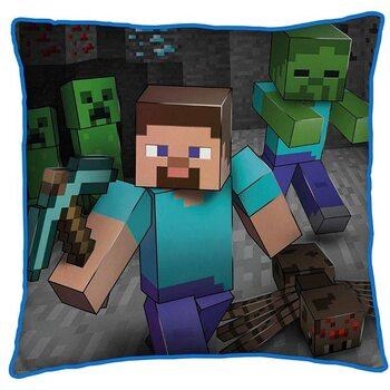 Almofada Minecraft - Steve