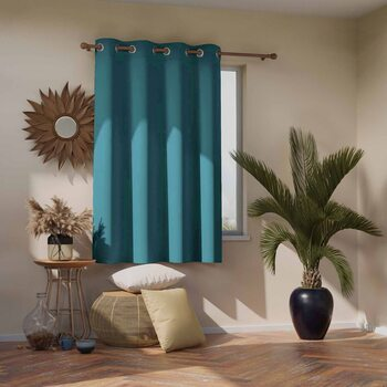 Curtain Amelia Home - Blackout Blue 1 pc