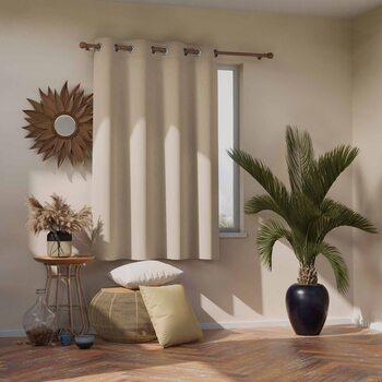 Curtain Amelia Home - Blackout Cream 1 pc