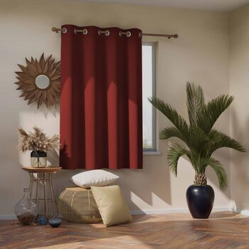 Curtain Amelia Home - Blackout Rose 1 pc