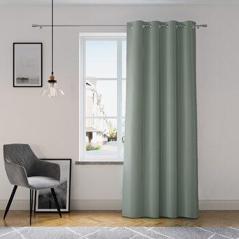 Curtain Amelia Home - Eyelets Steel 1 pc