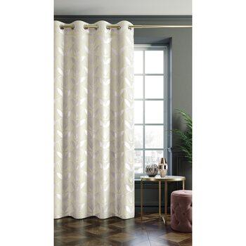 Curtain Amelia Home - Floris Cream 1 pc