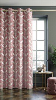 Curtain Amelia Home - Floris Rose 1 pc