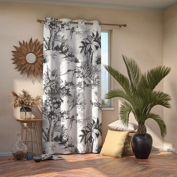 Curtain Amelia Home - Jungle 1 pc