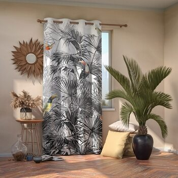 Curtain Amelia Home - Tucan 1 pc