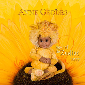Calendar 2021 Anne Geddes - Zodiac